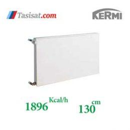 رادیاتور پنلی کرمی سری کانسپت به عرض 130 سانت