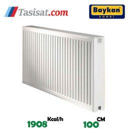 مشخصات رادیاتور پنلی بایکان 100 سانت