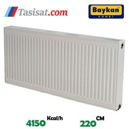 خرید رادیاتور پنلی بایکان 220 سانت