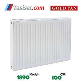 خرید رادیاتور پنلی گلدپن 100 سانت