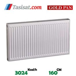 خرید رادیاتور پنلی گلدپن 160 سانت