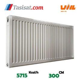 مشخصات رادیاتور پنلی تاش 300 سانت