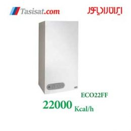 پکیج ایران رادیاتور 22000 مدل ECO22FF