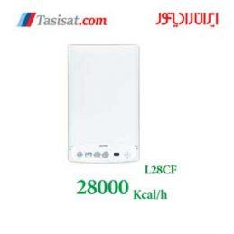 پکیج ایران رادیاتور 28000 مدل L28CF