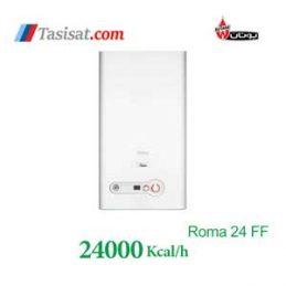 پکیج بوتان مدل روما 24000 دو مبدل فن دار