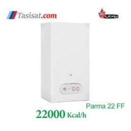 پکیج بوتان مدل پارما 22000 دومبدل فن دار