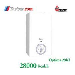 پکیج بوتان اپتیما 28000 مدل Optima 28KIS