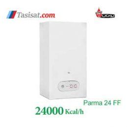 پکیج بوتان مدل پارما 24000 دومبدل فن دار