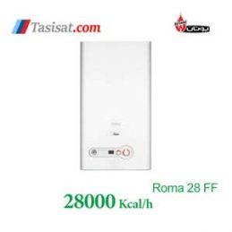 پکیج بوتان مدل روما 28000 دو مبدل فن دار