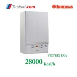 پکیج چگالشی ایمرگس 28000 مدل VICTRIX EXA 28 ErP