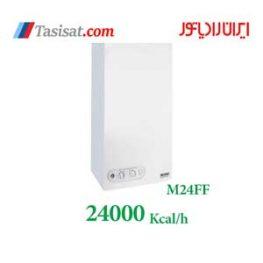پکیج ایران رادیاتور 24000 مدل M24FF