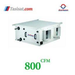 فن کویل سقفی کانالی آذرنسیم CFM 800 مدل DF800