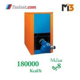 دیگ چدنی MI3 مدل M8