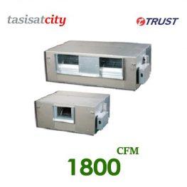 فن کوئل داکتی با فشار استاتیک بالا تراست CFM 1800