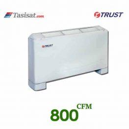 فن کوئل زمینی تراست CFM 800