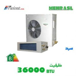 داکت اسپلیت مهراصل 36000 مدل BIM36