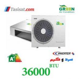 داکت اسپلیت گرین اینورتر 36000 مدل GDS-36P1T1A