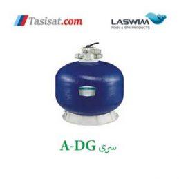 فیلتر شنی لسوئیم LASWIM سری A-DG