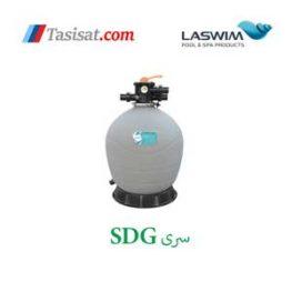 فیلتر شنی لسوئیم LASWIM سری SDG