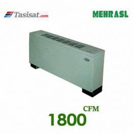 فن کوئل زمینی بالازن مهر اصل مدل fcbf-1800