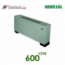 فن کوئل زمینی بالازن مهر اصل مدل fcbf-600