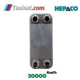 مشخصات مبدل حرارتی صفحه ای هپاکو مدل HP-60