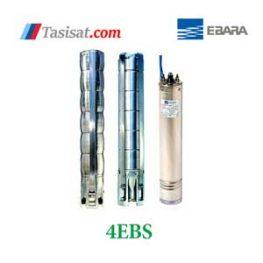 پمپ آب شناور استیل آبارا سری 4EBS