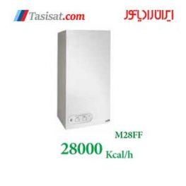 پکیج ایران رادیاتور 28000 مدل M28FF