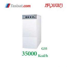 پکیج زمینی ایران رادیاتور 35000 مدل G35