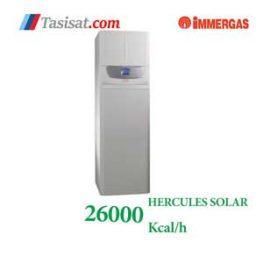 پکیج چگالشی زمینی 26000 ایمرگس مدل HERCULES SOLAR 26 ErP