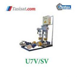 بوستر پمپ آبرسانی پنتاکس سری U7V/SV