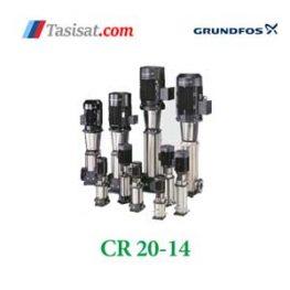 پمپ گراندفوس سری CR 20-14