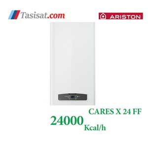 پکیج آریستون 24000 مدل CARES X 24FF