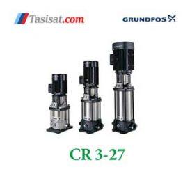 پمپ گراندفوس سری CR 3-27