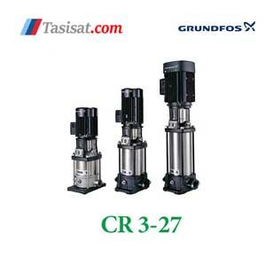 پمپ گراندفوس CR 3-27