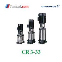 پمپ گراندفوس سری CR 3-33
