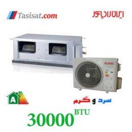 داکت اسپلیت ایران رادیاتور 30000 گرید A