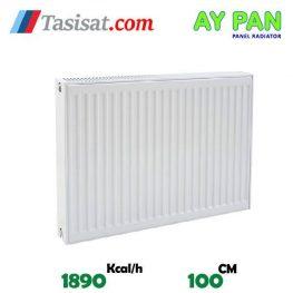 خرید رادیاتور پنلی آی پن 100 سانت