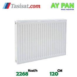 خرید رادیاتور پنلی آی پن 120 سانت