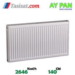 فروش رادیاتور پنلی آی پن 140 سانت