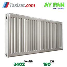مشخصات رادیاتور پنلی آی پن 180 سانت