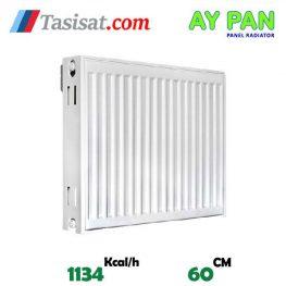 قیمت رادیاتور پنلی آی پن 60 سانت