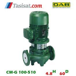 اطلاعات مپ داب مدل CM-G 100-510