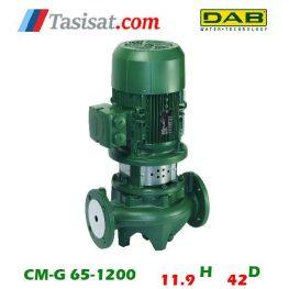 مشخصات پمپ داب مدل CM-G 65-1200