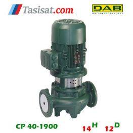 ویژگی پمپ داب مدل CP 40-1900T