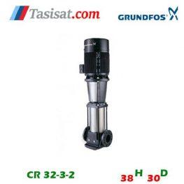 قیمت پمپ گراندفوس مدل 2-3-CR 32