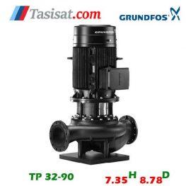 خرید پمپ گراندفوس مدل TP 32-90
