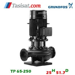 فروش پمپ گراندفوس مدل TP 65-250