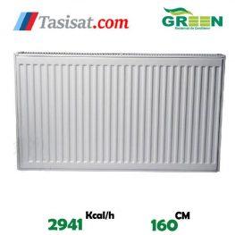 مشخصات رادیاتور پنلی گرین 160 سانت