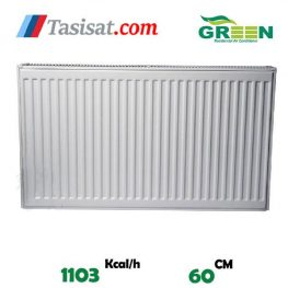 کاتالوگ رادیاتور پنلی گرین 60 سانت